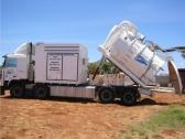 Liquid Ring Vacuum Truck